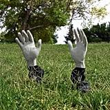 Kangaroo Lawn Zombie Hands