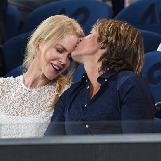 Nicole Kidman and Keith Urban at the Australian Open 2019