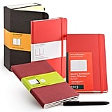 You can have this shipped to you stat or head to your local Barnes & Noble to scoop up this red Moleskin gift pack ($58, originally $65), which comes equipped with everything needed to get organized for 2013.