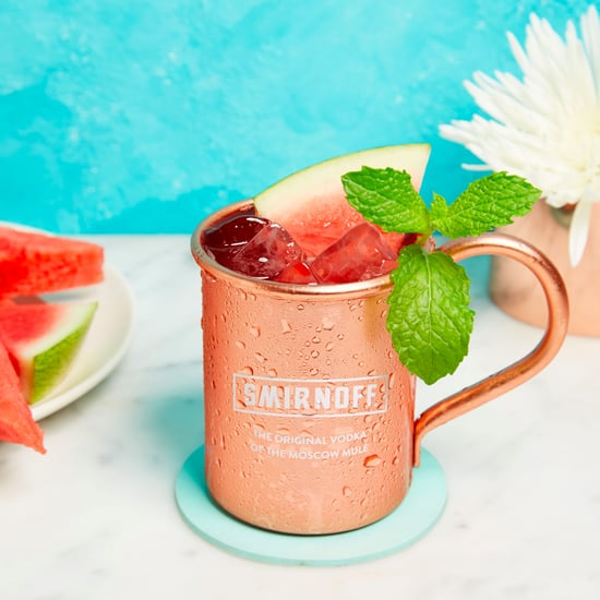 Watermelon Mint Moscow Mule Recipe