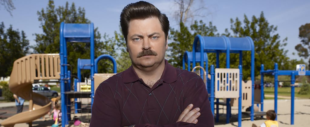 Ron Swanson GIFs From Parks and Recreation