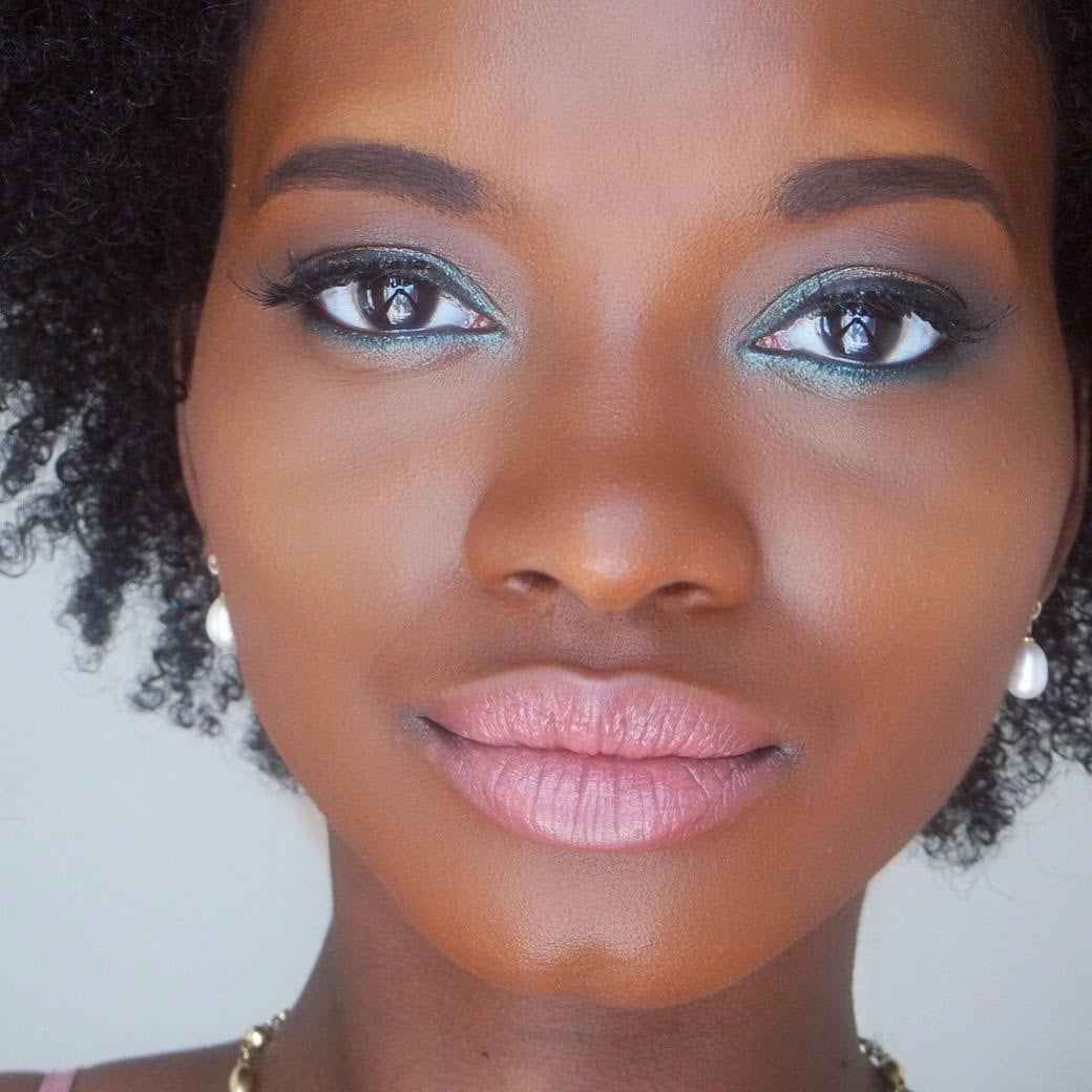 Makeup Tips For Women With Dark Skin  POPSUGAR Beauty