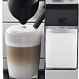 Nespresso by De'Longhi Lattissima Plus Espresso and Cappuccino Machine