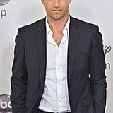 Scott Speedman joined October Gale, opposite Patricia Clarkson. He'll play a man who washes ashore near Clarkson's remote beach cottage.