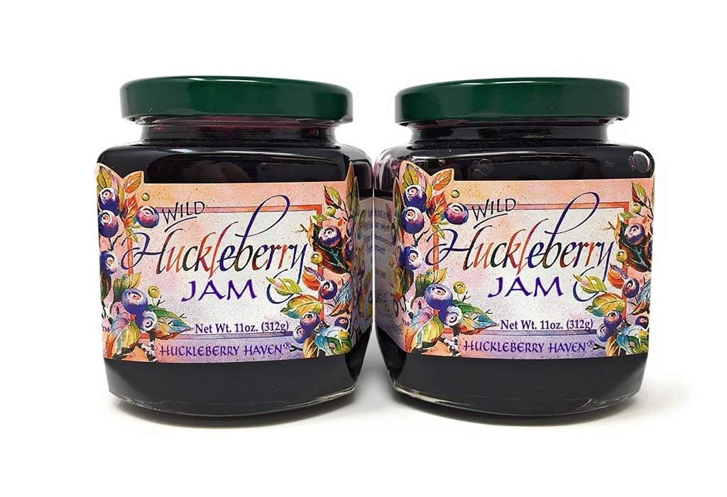 Wild Montana Huckleberry Jam