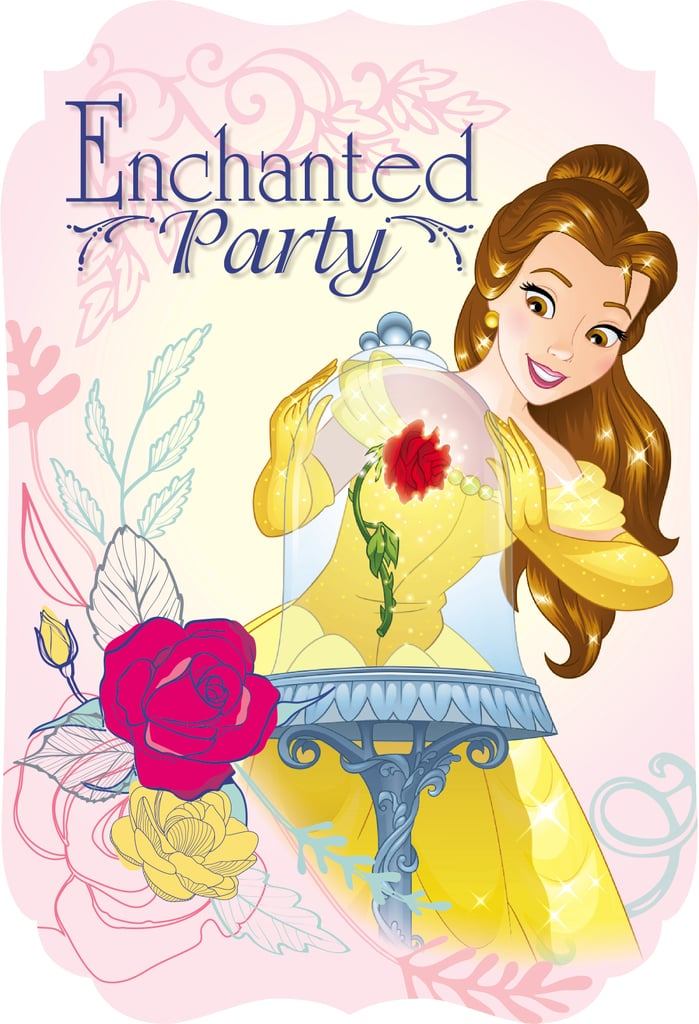 Beauty and the Beast Party Decorations POPSUGAR Moms