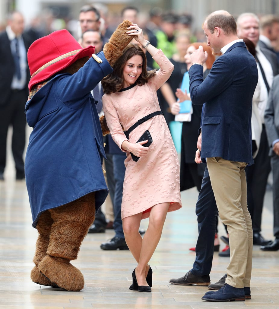 Prince William Let Paddington Dance With Kate