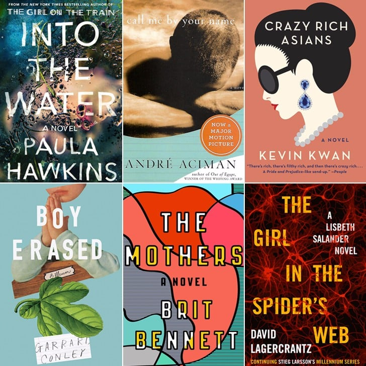 Fall Reading List: 43 Books to Read Before They're Movies
