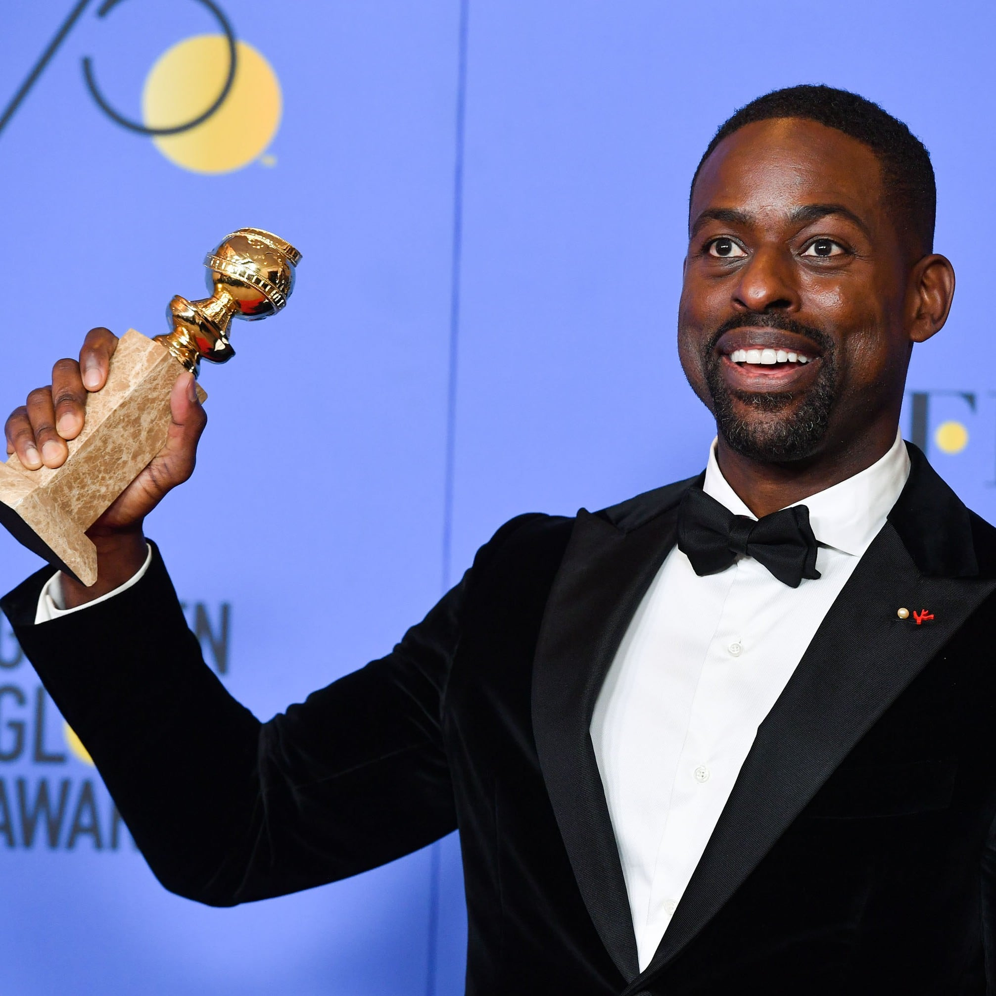 Reactions to Sterling K. Brown\'s Golden Globes Speech 2018 ...