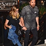 Jennifer Aniston and Justin Theroux Have a Date Night in NYC After Returning From the Bahamas