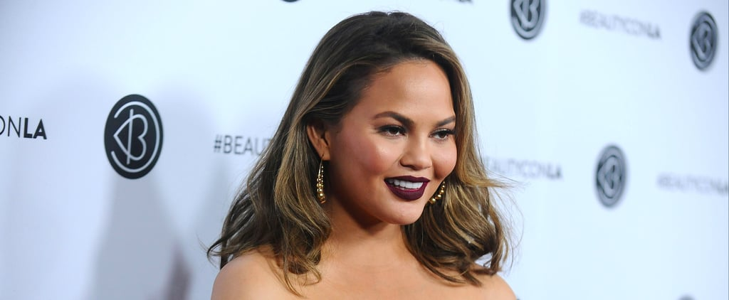 "Chrissy Teigen Gets Super Honest About Feeling ""Insanely Inadequate"" Because of Instagram"