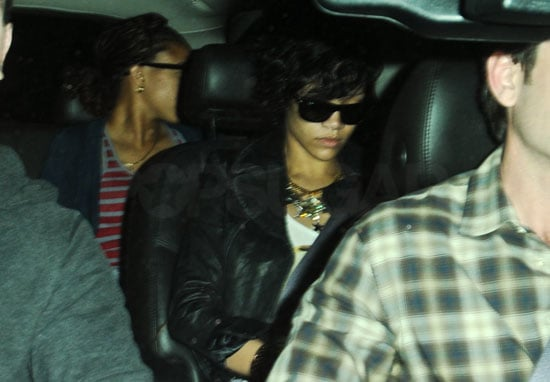 First Photos of Rihanna After Photos Released Post Incident With Chris Brown