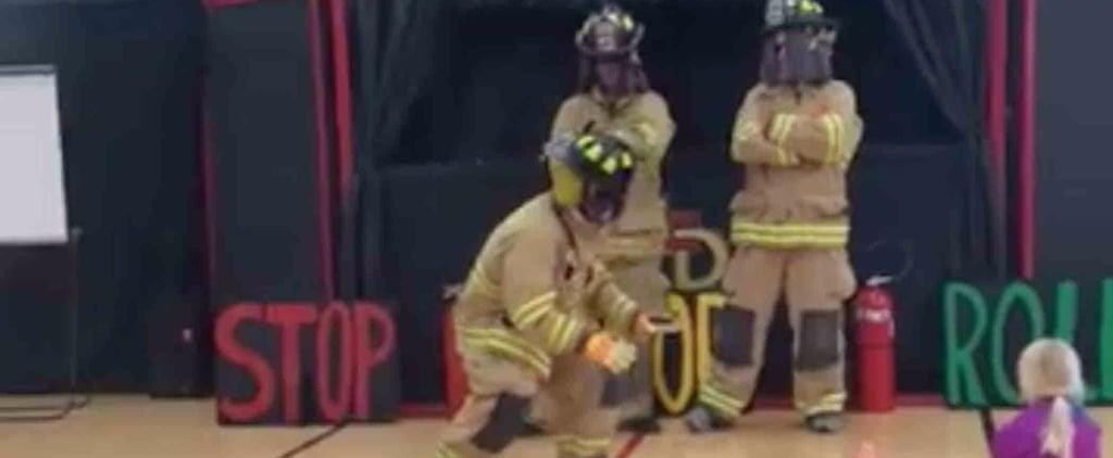 Fireman's Safety Tips Banana Boat Song Parody