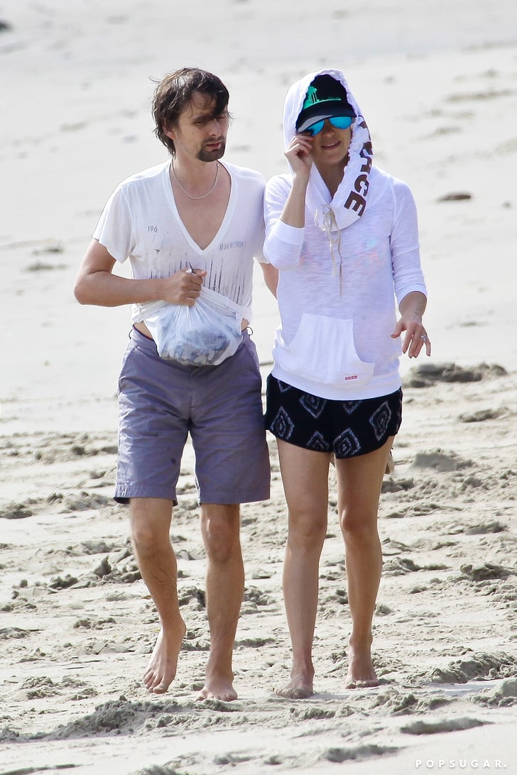 Kate Hudson and Matthew Bellamy Are Definitely Back On