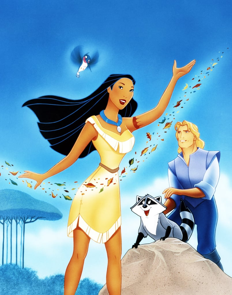 If She Loves Pocahontas . . .