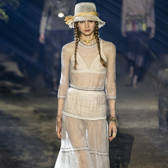 Dior Paris Fashion Show Spring 2020 Was Eco-Friendly