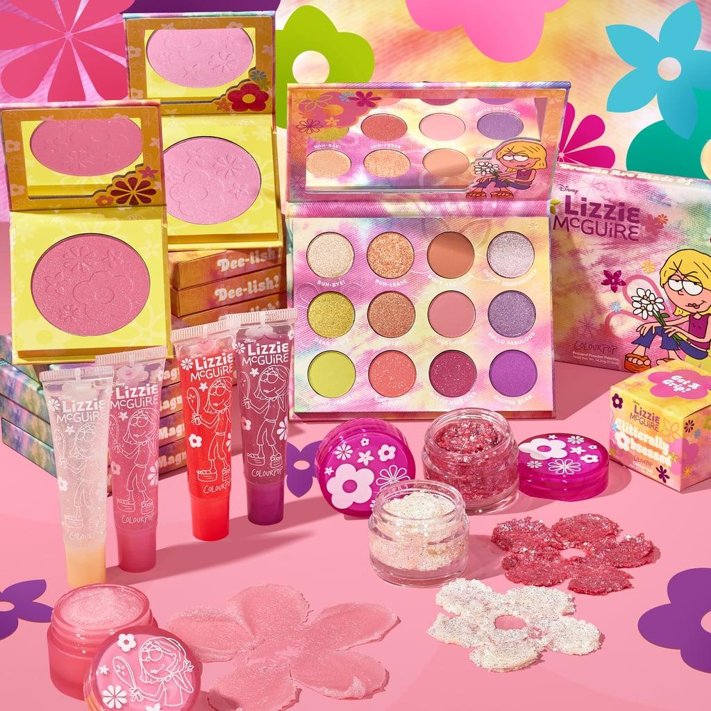 ColourPop x Lizzie McGuire Full Collection