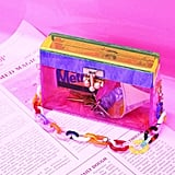 Edie Parker Miss Mini Rainbow Bag