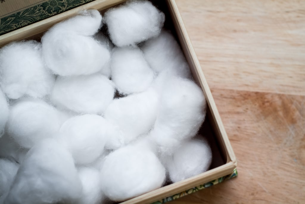 The Cotton Ball Diet