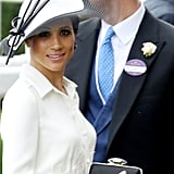 Meghan's Royal Ascot Dress