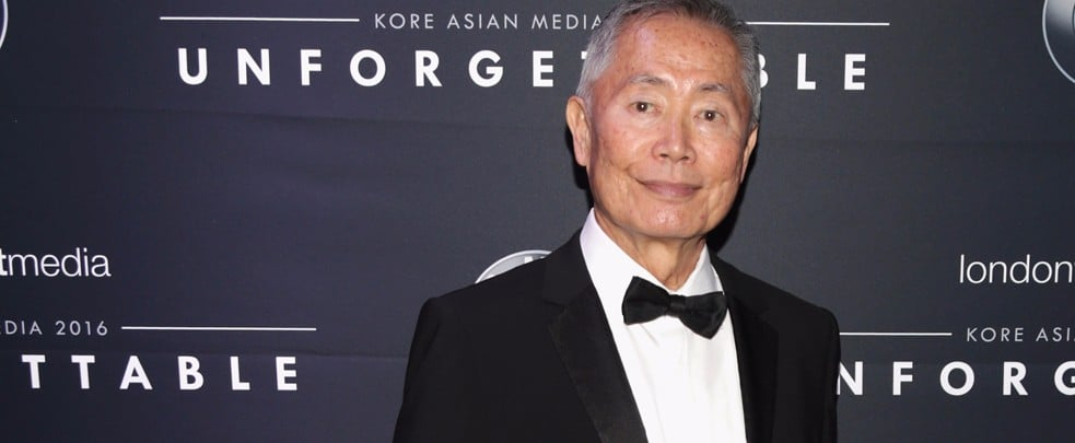 "George Takei's Response to People Who Want Trump Opponents to ""Get Over It"" Is Just Perfect"