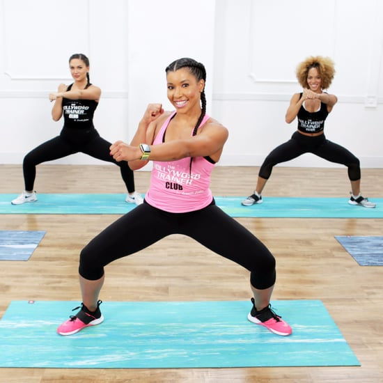 60-Minute Workout to Burn 600 Calories