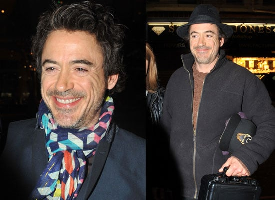 21/11/2008 Robert Downey Jr
