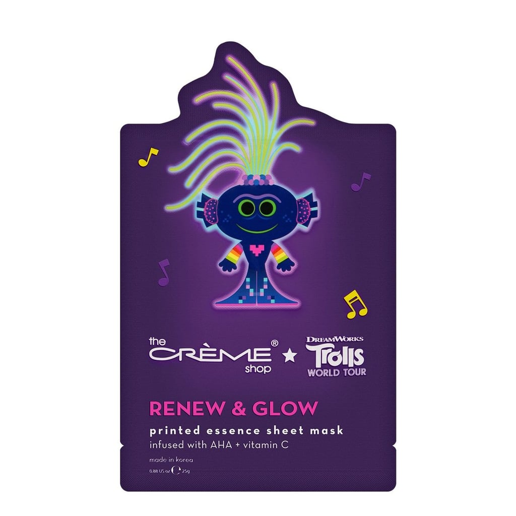 King Trollex Renew & Glow Essence Sheet Mask