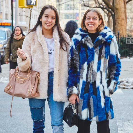 Editor Street Style at New York Fashion Week Fall 2017