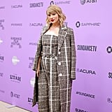 Taylor Swift at the Miss Americana Premiere at Sundance Film Festival