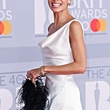 Adwoa Aboah Carries a L'alingi Bag on the BRIT Awards Red Carpet