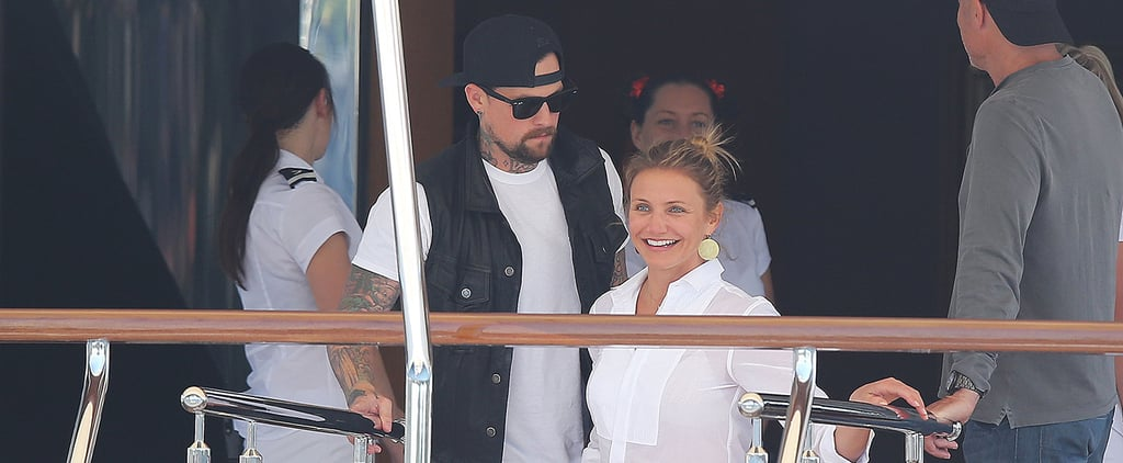 Are Cameron Diaz and Benji Madden Engaged?
