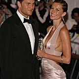 Tom Brady and Gisele Bundchen in 2008