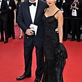 Alec Baldwin arrived with fiancé Hilaria Thomas for the opening of the Cannes Film Festival and premiere of Moonrise Kingdom.