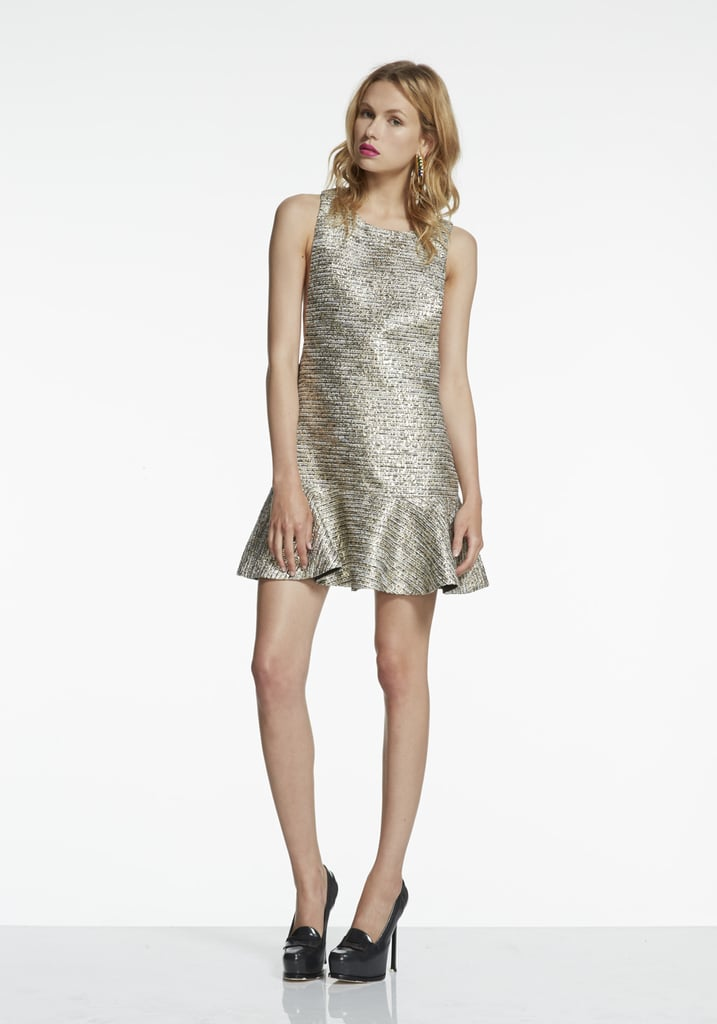 The Metallic Dress