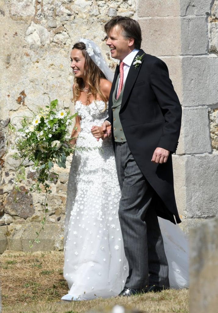 Daisy Jenks S Wedding Dress Popsugar Fashion Australia