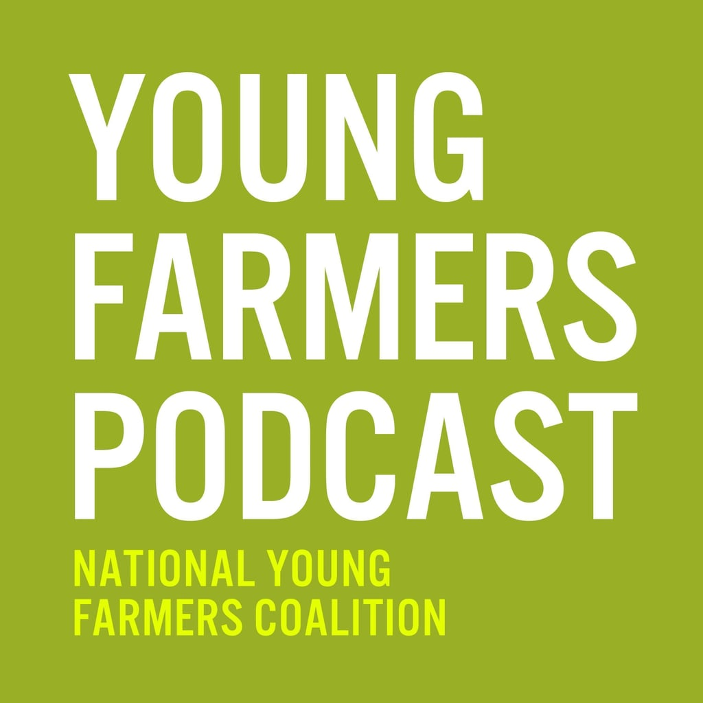 Young Farmers Podcast: Farming While Black (National Young Farmers Coalition)