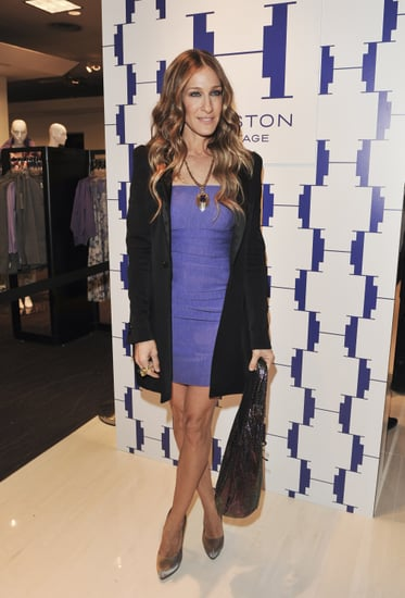 Why Sarah Jessica Parker Is Leaving Halston; Marios Schwab May Be, Too