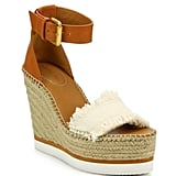 See by Chloé Espadrille Wedge Platform Sandals