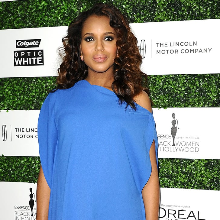 We're Happy to Report Kerry Washington's Fashion-Forward Maternity Style Is Back