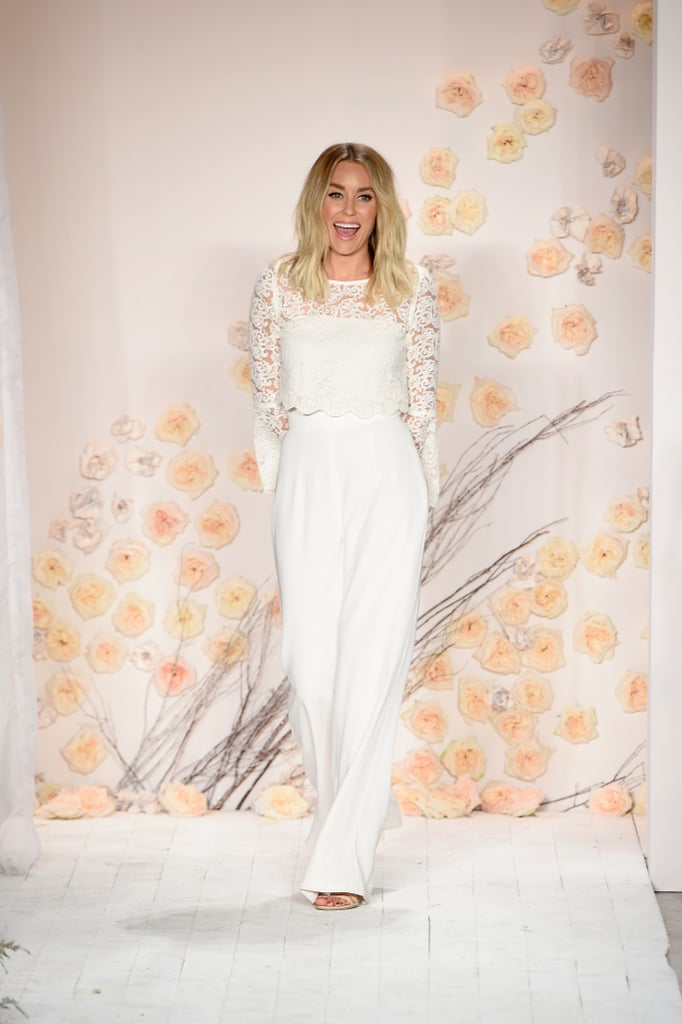 Celebrities at Lauren Conrad's NYFW Show September 2015