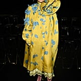 Rita Ora at Marc Jacobs Fall 2019