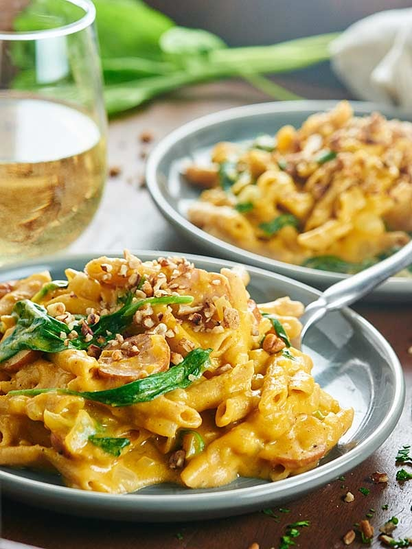 Fall Pasta Recipes