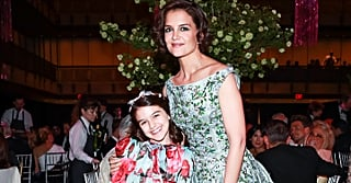 Katie Holmes and Suri Just Set a New, High-Fashion Standard For Mother-Daughter Night