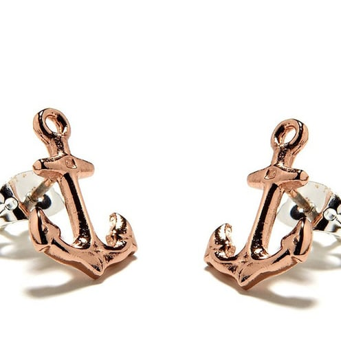 Bing Bang Anchor Stud Earrings | Review