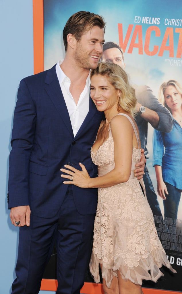 Pictures chris hemsworth and elsa pataky vacation premiere for Elsa pataky y chris hemsworth