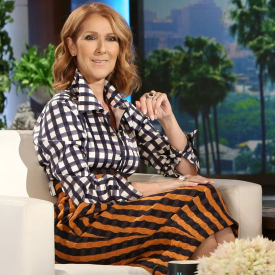 Celine Dion Talks About Husband on Ellen DeGeneres Show 2016