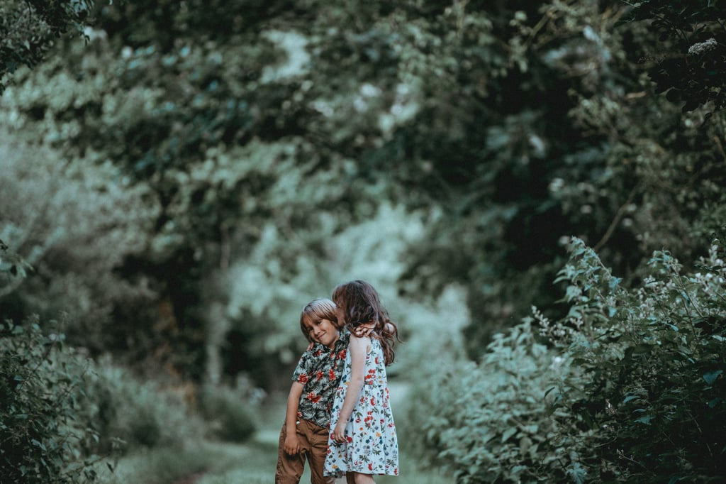 Teach Kids Personal Boundaries