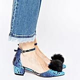 ASOS SAY YOU DO TOO Pointed Heels ($36, originally $60)