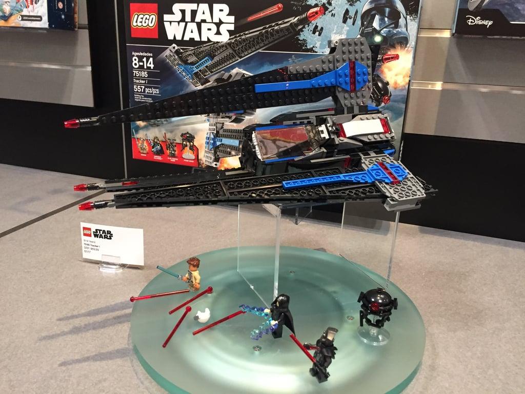 Lego Star Wars Tracker I | New Lego Sets For 2017 | POPSUGAR